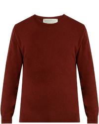 Gieves Hawkes Crew Neck Cashmere Sweater