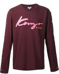 Kenzo Signature T Shirt
