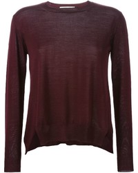 Stella McCartney Luxury Light Crew Neck Sweater