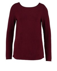 Mitouzi jumper burgundy chine medium 3941479