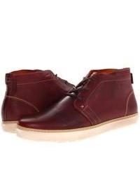 Burgundy desert boots original 500616