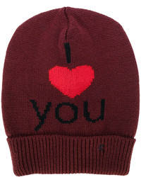 I love you embroidered beanie medium 5317529