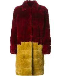 Andrea incontri oversized coat medium 278587