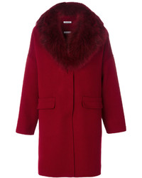 Classic fur lined coat medium 5053432