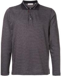 Cerruti 1881 Striped Polo Shirt