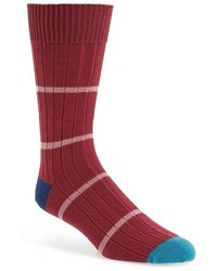 Paul Smith Chunky Rib Stripe Socks