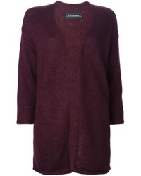 Open front knit cardigan medium 332722
