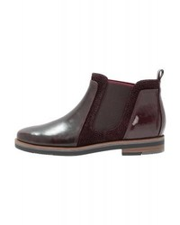 Ankle boots bordeaux medium 4107833