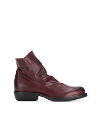 Fiorentini+Baker Fiorentini Baker Zipped Ankle Boots