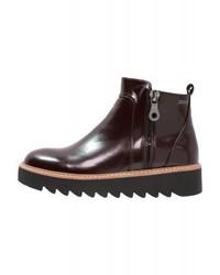 Mtng Platform Boots Mila Burdeos