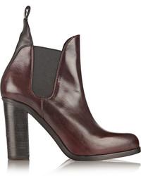 Rag and Bone Rag Bone Rag Bone Stanton Polished Leather Ankle Boots