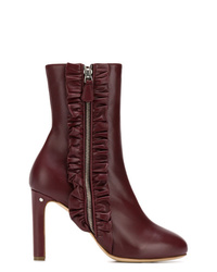 Laurence Dacade Ruffle Detail Boots