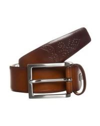 Belt cognac medium 3841104