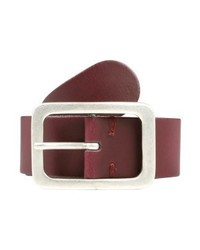 Belt red medium 4138284