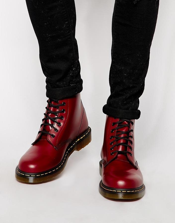 przyjazd zamówienie online innowacyjny design £90, Dr. Martens Dr Martens Original 8 Eye Boots