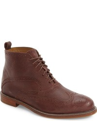 J Shoes Francis Wingtip Boot