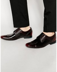 Ted Baker Jorett High Shine Derby Shoes