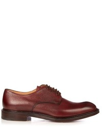 Cheaney Uxbridge Grained Leather Derby Shoes