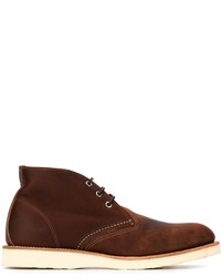 Red Wing Shoes Chukka Boots