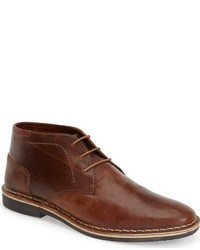 Steve Madden Harken Leather Chukka Boot