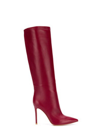 Gianvito Rossi Pointed Knee Length Boots