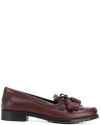 Fringed tassel loafers medium 5259486