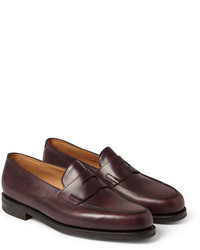 Lopez leather penny loafers medium 306908