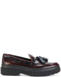 Tasselled flatform loafers medium 5205908