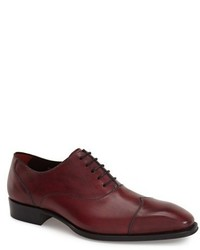 Mezlan Toulouse Cap Toe Oxford