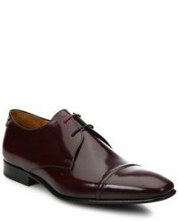 Paul Smith Solid Leather Oxfords