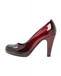 High heels merlot medium 4061908