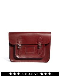 Cambridge Satchel Company Cambridge Satchel To Asos Oxblood Leather 14 Backpack