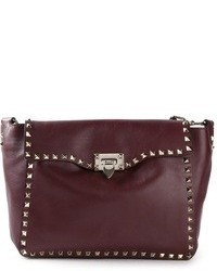 Rockstud satchel medium 40934