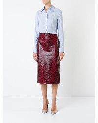 Rochas Fitted Skirt