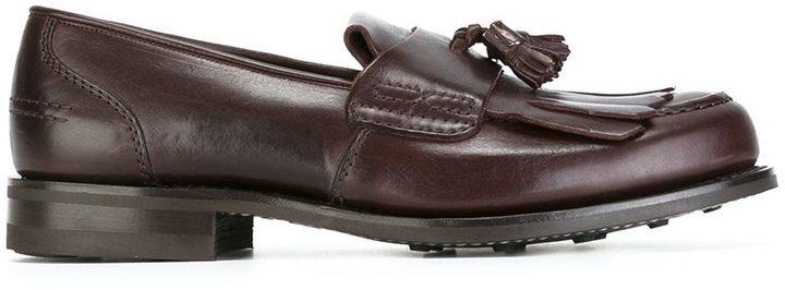 Church's Tassel loafers Qgac4