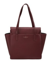 Donna handbag burgundy medium 4122277