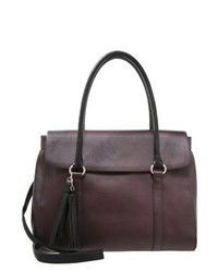Handbag burgundy medium 4122110