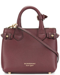 Burberry Panelled Tote