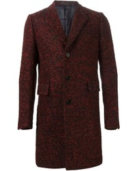Paul Smith Ps Single Breasted Overcoat