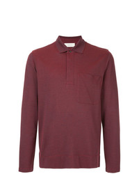 Cerruti 1881 Long Sleeved Polo Shirt
