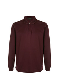 D'urban Longsleeved Polo Shirt