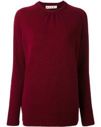 Marni Bi Colour Crew Neck Sweater