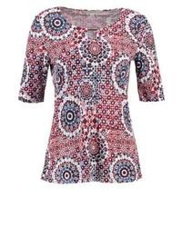 Print t shirt red medium 3896053