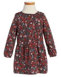 Burberry Toddler Girls Alaya Floral Print Cotton Dress