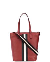 Bally Embossed Logo Shoulder Bag