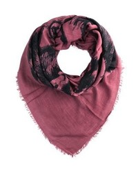 Scarf bordeaux medium 3840961