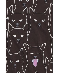 Chaser Cat Attack Graphic Tee