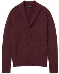 Burgundy shawl cardigan original 2466663