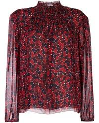 4538948ff5597 Isabel Marant Topaz Printed Silk Top Out of stock · Diane von Furstenberg  Aleni Blouse