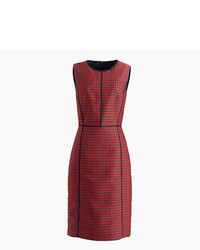 J.Crew Paneled Sheath Dress
